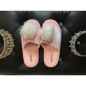 VS Pink Tinkerbell Slips